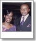 Sheila and Andrew Mbiru