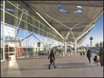 2015 passenger terminal view