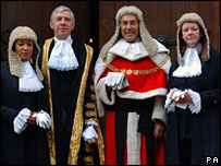 Senior legal officers of the UK