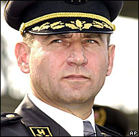 Ante Gotovina - file photo from 2000