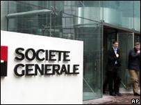 Edificio sede de Société Générale