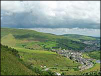 Garw Valley