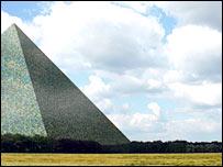 Макет будущего некрополя.  Фото: Friends of The Great Pyramid e.V.