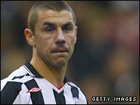 West Brom striker Kevin Phillips