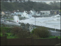 Drains Bay, Larne, picture taken by Ken McConnell