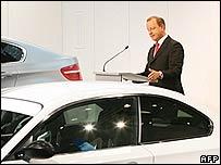BMW's Stefan Krause