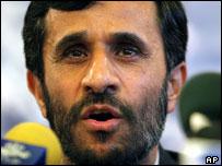 Mahomoud Ahmadinejad
