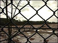 Derelict Longbridge site