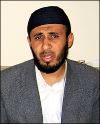 Khaled al-Maqtari (Photo: Amnesty International )