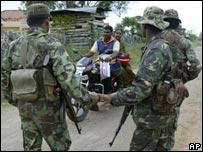 Sri Lankan police commandos (archive image)