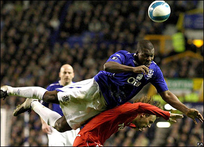 Yakubu goes on the attack