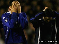 Agony for Joleon Lescott and Mikel Arteta as Everton lose on penalties