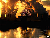 Drax Power Station near Selby, Britain. File photo