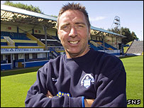 Jim McInally spent three-and-a-half years in charge at Morton
