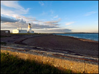 Chanonry Point, Moray Firth (Pic: Iain Maclean)