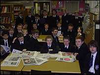 Wirral Grammar School for Boys pupils
