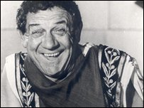 Sid James in Carry On Cleo