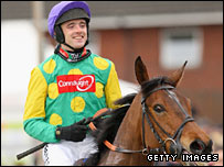 Ruby Walsh on Master Minded