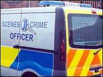 Scenes of crime van