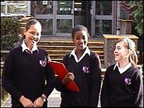 Hornsey pupils