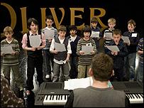 Oliver contestants