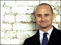 BBC correspondent Evan Davis
