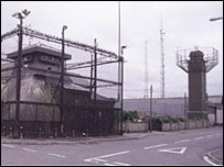 Army sanger in Crossmaglen was dismantled in 2000