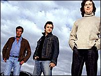 Jeremy Clarkson, Richard Hammond and James May