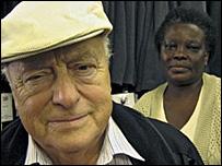 White man and black woman in the BBC's white season