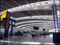 Heathrow Airport's brand new Terminal 5 is set to open for business later this month, providing British Airways with...