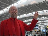 Terminal 5 architect Mike Davies