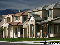 US housing estate (Getty Images)
