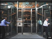 Bear Stearns offices