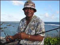 Nauru islander
