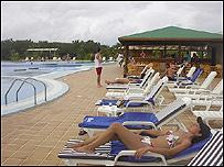 Hotel en Cuba, Foto, Raquel Pérez