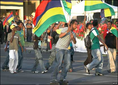 mauritius independence day