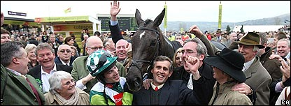 Denman's winning connections