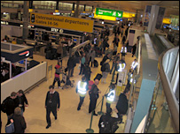 Heathrow's Terminal 1