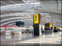 Heathrow's Terminal 5 [Pic: BAA]