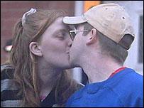 Karen Matthews and Craig Meehan