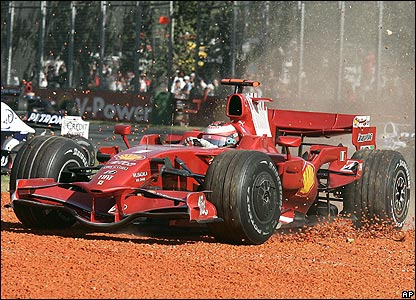 World champion Kimi Raikkonen had nightmare start to the season