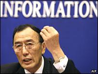 Qiangba Puncog, gobernador de la región autónoma de Tibet.