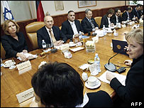 Joint cabinet meeting