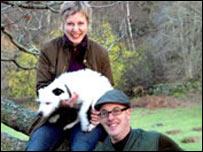 Sarah Heyworth and John McKenzie-Murdoch