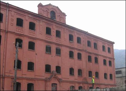Тюрьма в Тбилиси