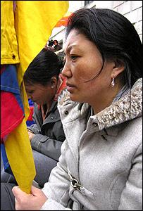 Gyaltsen Drolkar, Tibetan Buddhist nun