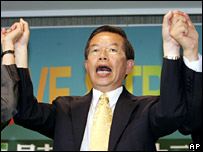 Frank Hsieh (file image)