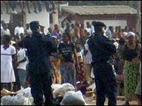 Liberians in Ghana