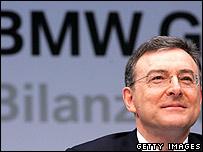 Norbert Reithofer, CEO, BMW