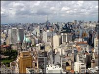 Sao Paulo view